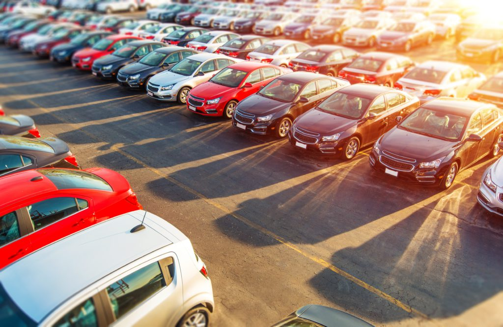 Automotive Industry Security Cameras for car dealerships